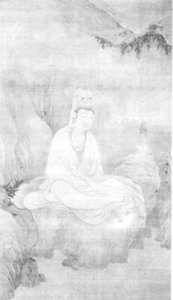 達摩事蹟與達摩圖像
